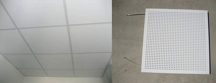 Pannelli per controsoffitti - Edilportale